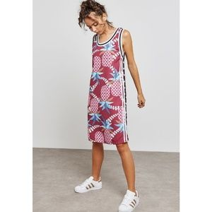 Adidas Pineapple Dress